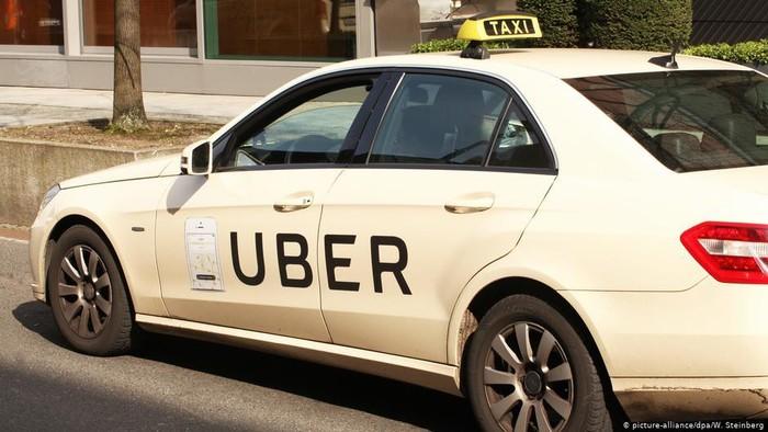 Tawarkan Transportasi Gratis, Kiat Uber Numpang Promosi di Program Vaksinasi