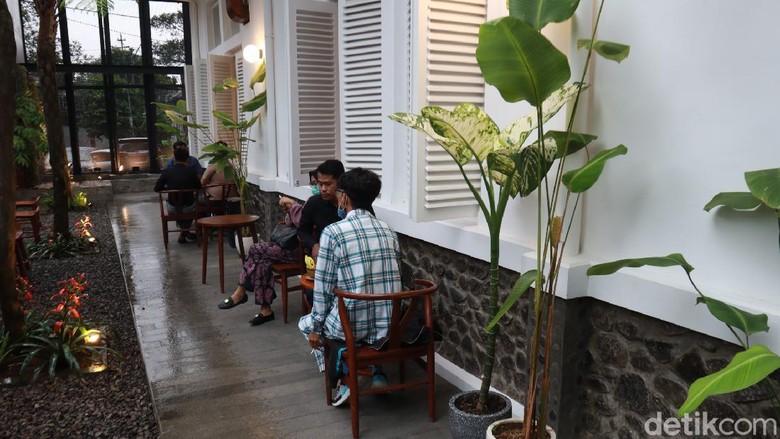 Kopi Jendral di Bandung