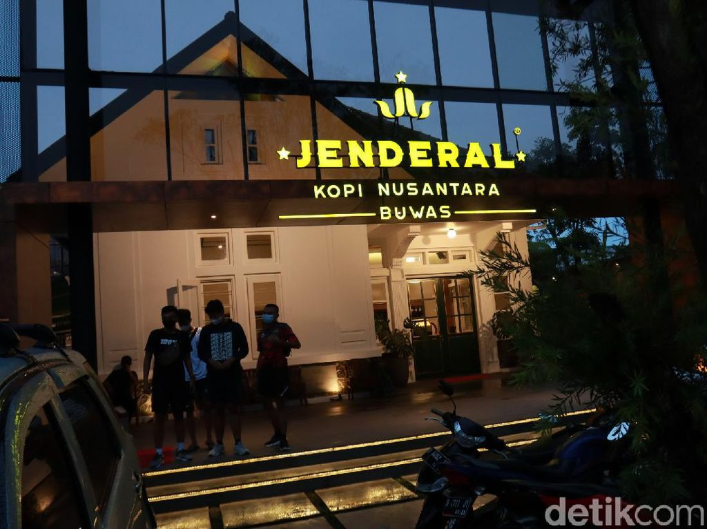 Habiskan Weekend di Bandung, Coba Sambil Ngopi di Sini