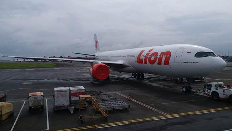 Lion Air Airbus 330-900NEO