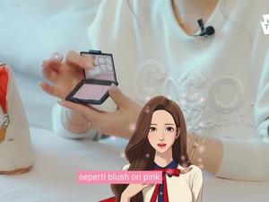 Tips Makeup Ala Jukyung True Beauty dari Penulis Webtoon-nya yang Cantik