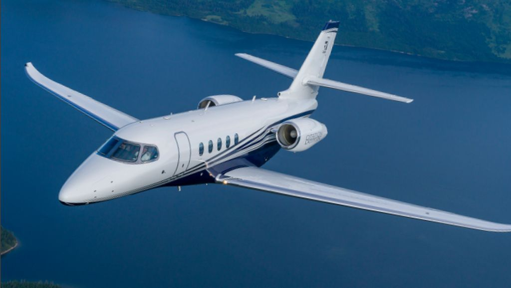 Spek Cessna Citation Latitude, Private Jet Rp 200 M Crazy Rich Malang