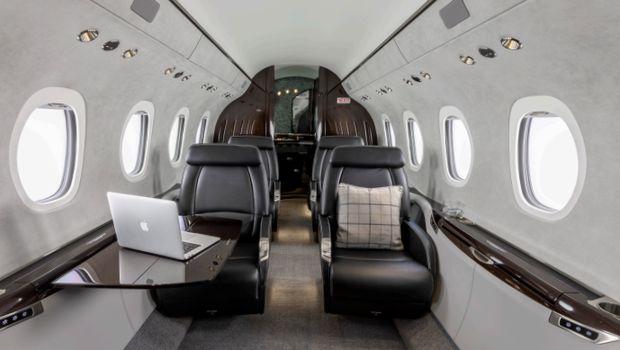 Spesifikasi private jet Cessna Citation Latitude