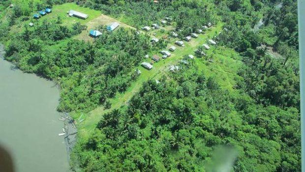 Suku Bauzi dan Sungai Mamberamo