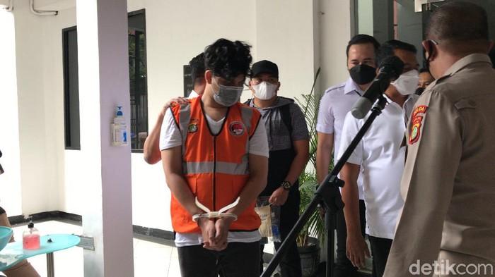 selebgram Abdul Kadir ditangkap karena narkoba