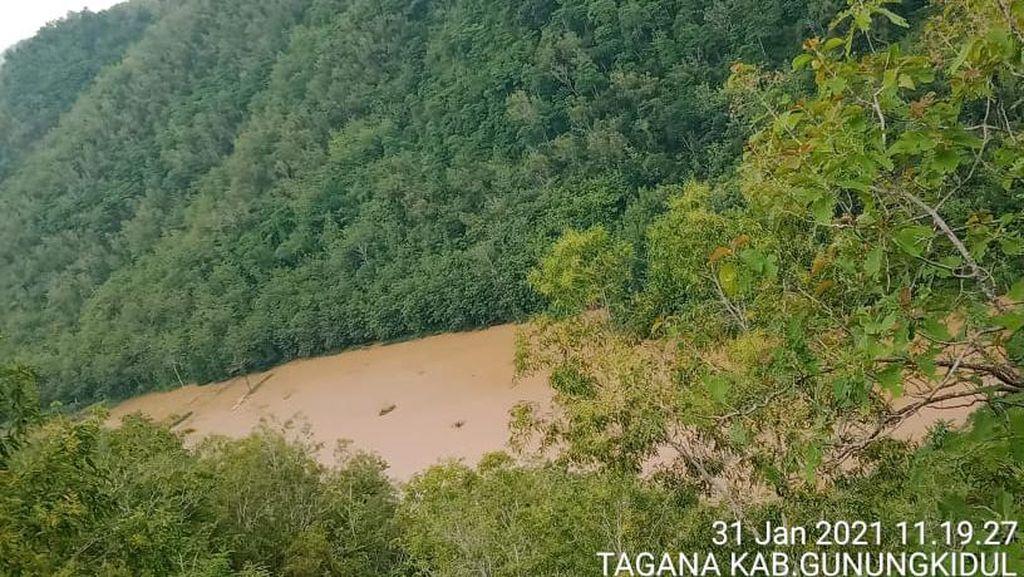 Tersapu Banjir di Gunungkidul, 10 Ha Lahan Pertanian Hilang