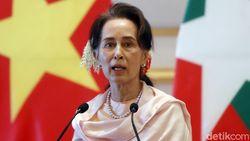 Sidang Kasus Walkie-Talkie Aung San Suu Kyi Akan Digelar