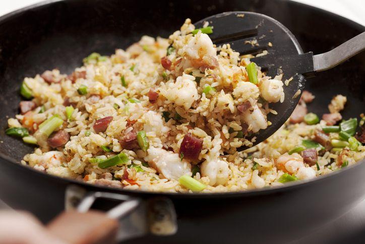 Chef Arnold Ungkap Alasan Nasi Goreng Lebih Enak Pakai Nasi Sisa