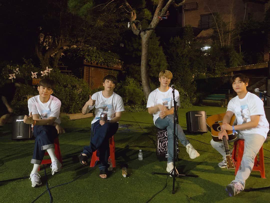 Comeback boyband K-Pop setelah wamil