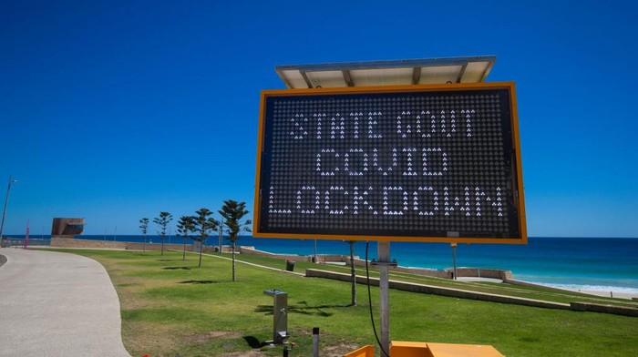 Kota Perth dan sejumlah wilayah lainnya di Australia Barat memberlakukan lockdown sejak hari Minggu kemarin (31/01), setelah ditemukan satu kasus positif COVID-19.