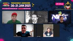Bumilangit Bocorkan Komik yang Bakal Terbit di 2021