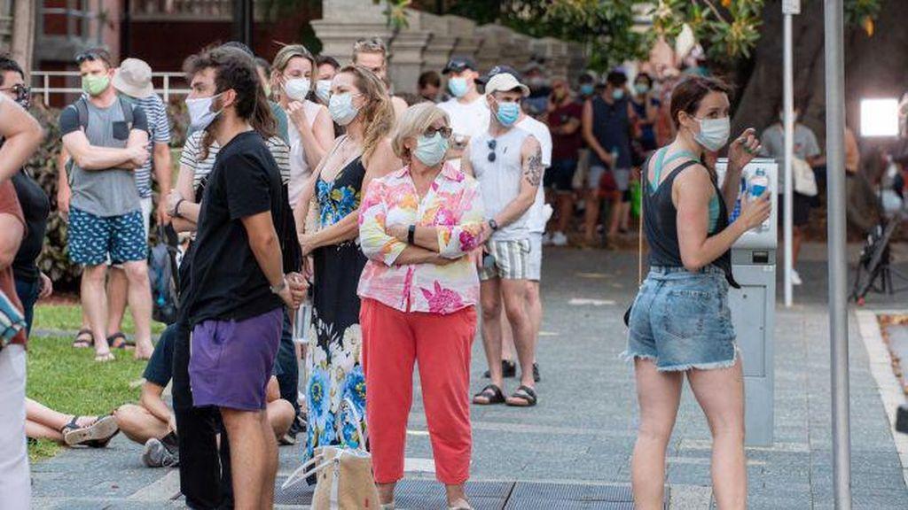 Kota Perth Langsung Lockdown Begitu Ditemukan Satu Kasus COVID-19