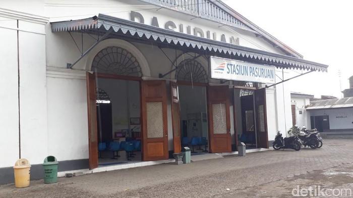 Laju KA Pasuruan-Probolinggo
