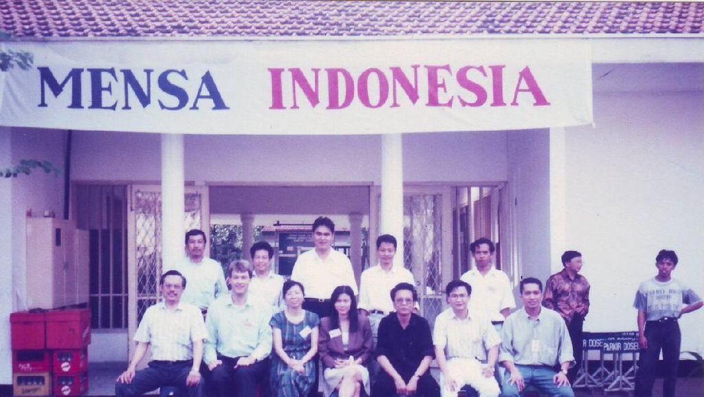 Mengenal Komunitas Orang Jenius di Indonesia: Mensa Indonesia