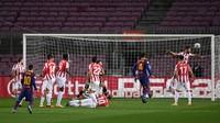 Messi Dibilang Tak Pernah Latihan Free Kick, tapi kok Bisa Jago?