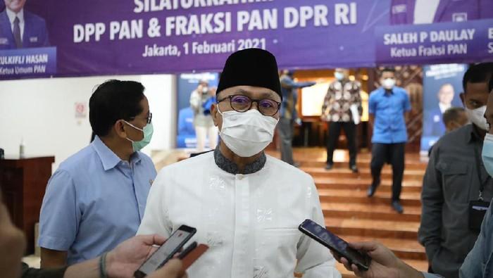 DPP PAN menggelar konsolidasi dengan Fraksi PAN DPR RI. Acara dilaksanakan untuk membahas sikap partai terhadap isu-isu strategis nasional.