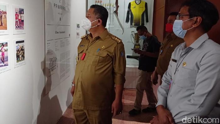 Plt Wali Kota Surabaya Whisnu Sakti Buana