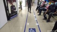 Tingkatkan Pelayanan, Polrestabes Surabaya Fasilitasi Penyandang Disabilitas