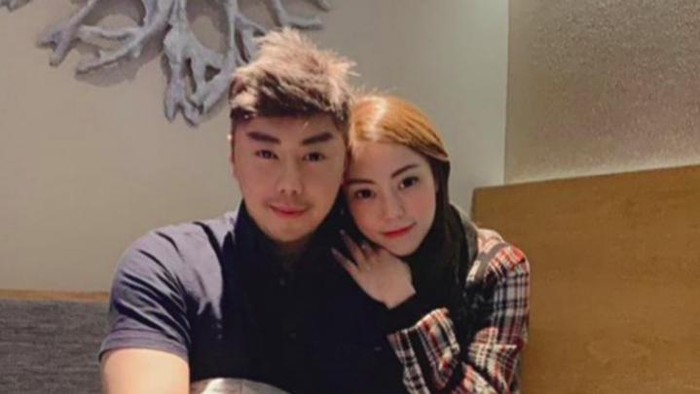 Roy Kiyoshi gandeng pacar baru