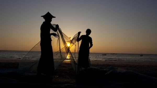 Myanmar Tourism Marketing, bagian dari Federasi Pariwisata Myanmar mengatakan bahwa negara ini mengalami peningkatan jumlah wisatawan dari tahun ke tahun. Jumlahnya mencapai 40,2 persen. Getty Images/Paula Bronstein
