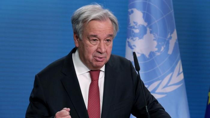 Sekjen PBB, Antonio Guterres