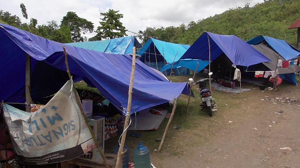 Gempa M 5,2 Guncang Majene, Pengungsi Berhamburan