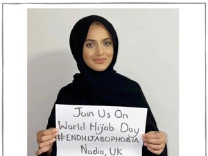 World Hijab Day 2021 Dirayakan Secara Virtual, Gaungkan #EndHijaboPhobia