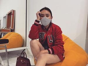 Gaya Mewah Pemain Ikatan Cinta Amanda Manopo Bawa Tas Hermes Ratusan Juta