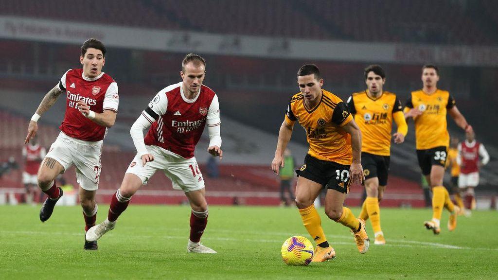 Link Live Streaming Wolverhampton Vs Arsenal