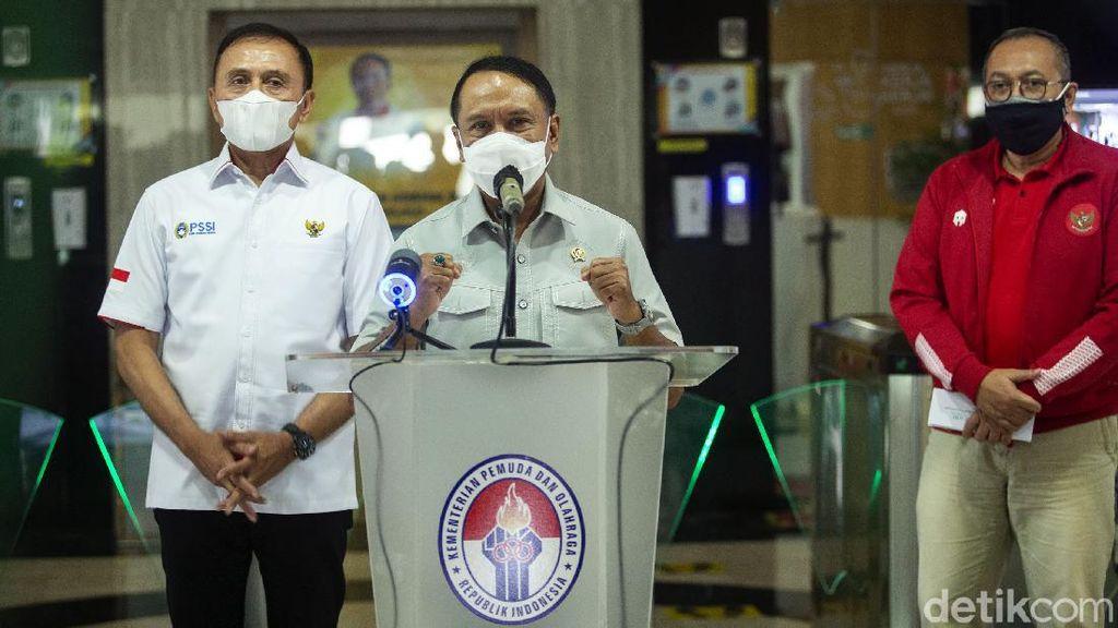 Tiga Arahan Presiden Soal Sanksi WADA ke LADI