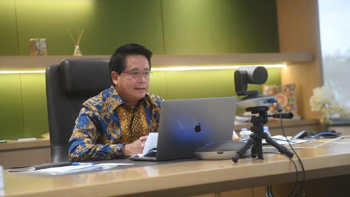 Direktur Utama Bank Syariah Indonesia, Hery Gunardi