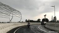 Flyover Tapal Kuda Jaksel Bakal Ada Jalur Sepeda, Lebarnya 1,5 Meter