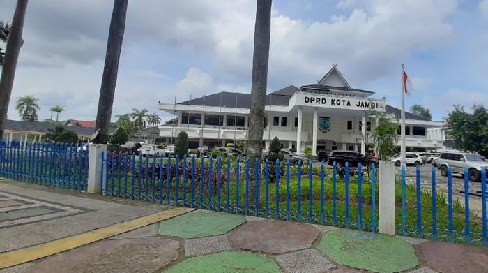 Gedung DPRD Kota Jambi (Ferdi-detikcom)