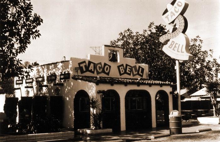 Ini Tampilan Gerai Pertama Pizza Hut hingga Taco Bell di Dunia