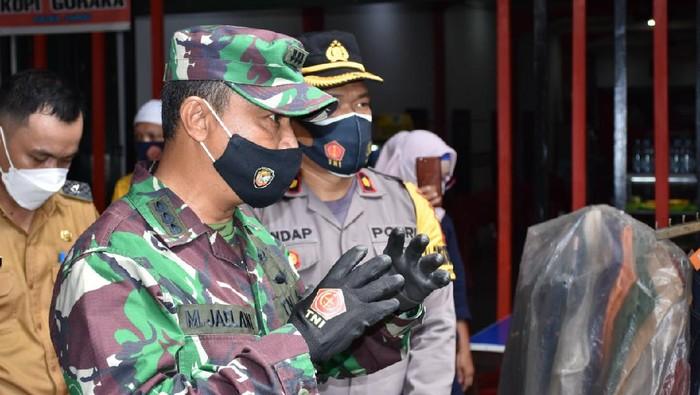 Kapendam XIII/Merdeka, Kolonel Kav M Jaelani
