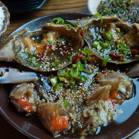 Dimakan Hidup-hidup, Ini 5 Makanan Teraneh di Korea Selatan