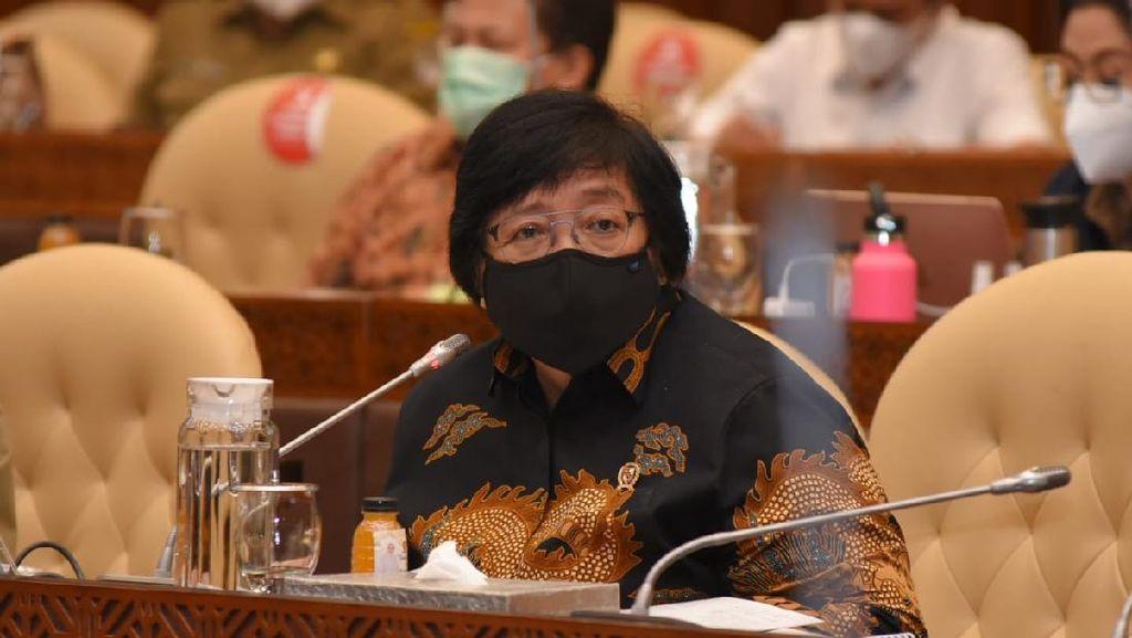 Menteri LHK Kirim Tim Ahli Bantu Polisi Usut Masalah Sampah di Pekanbaru