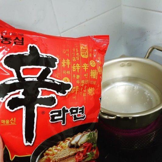 merek ramyeon populer di Korea