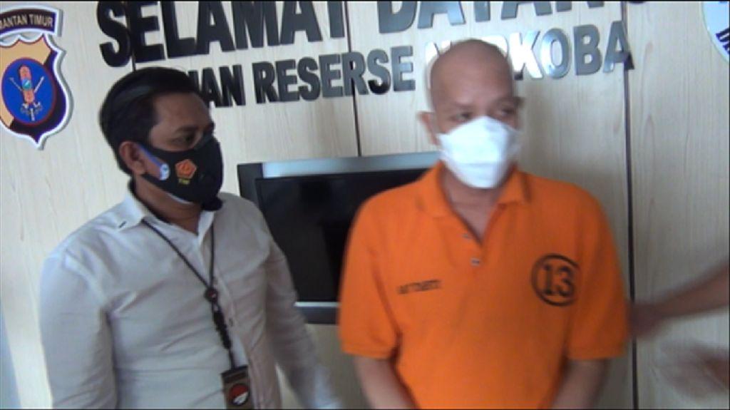 PolisiAmankan Nelayan di Kaltim yang Jual Kapal untuk Bisnis Narkoba