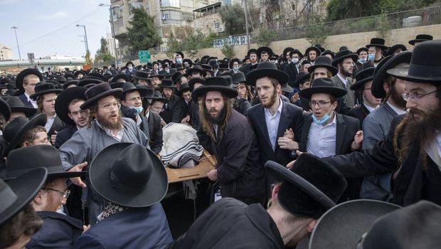 Rabbi Meshulam Dovid Soloveitchik meninggal karena COVID-19