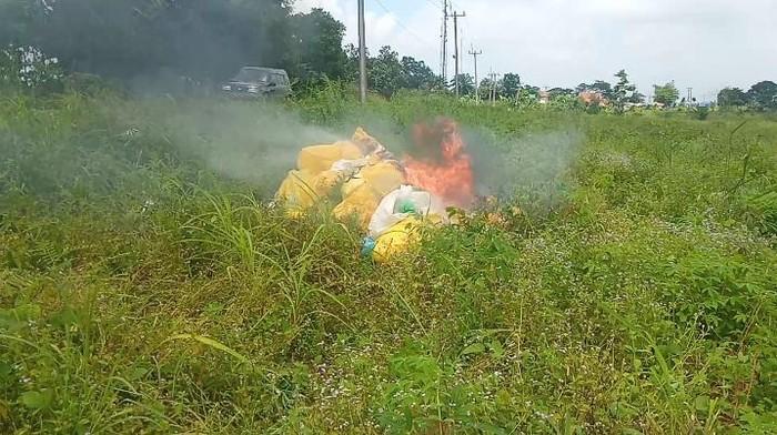 Sampah Medis di Bogor