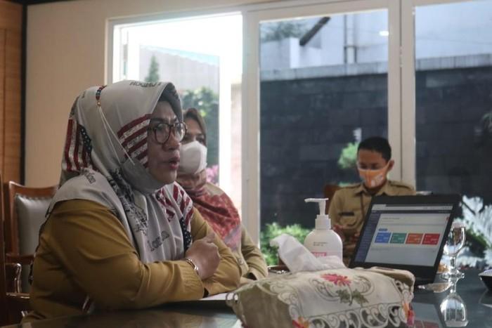 Sekda Kota Bogor, Syarifah Sofiah