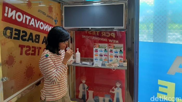 Tes Saliva Pertama di Indonesia Ada di RS National Hospital, Lebih Akurat dari Swab