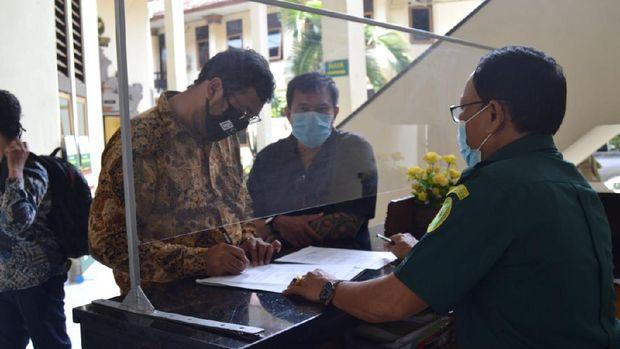 Tim hukum I Gede Aryastina alias Jerinx (Jrx) 'SID' ikut mengajukan kasasi kasus 'IDI Kacung WHO' atas putusan Pengadilan Tinggi (PT) Denpasar (dok Gendo Law Office)