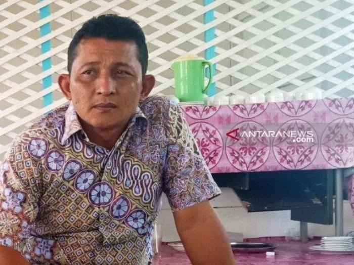 Wakil Bupati (Wabup) Nagan Raya, Chalidin Oesman (Antara)