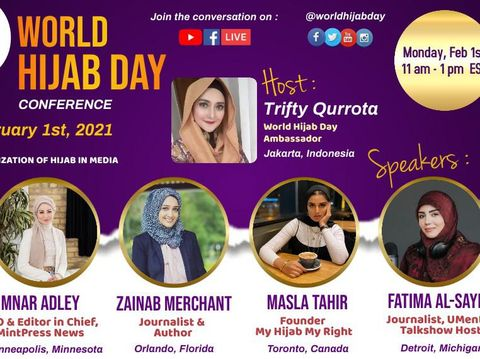 Gerakan World Hijab Day 2021