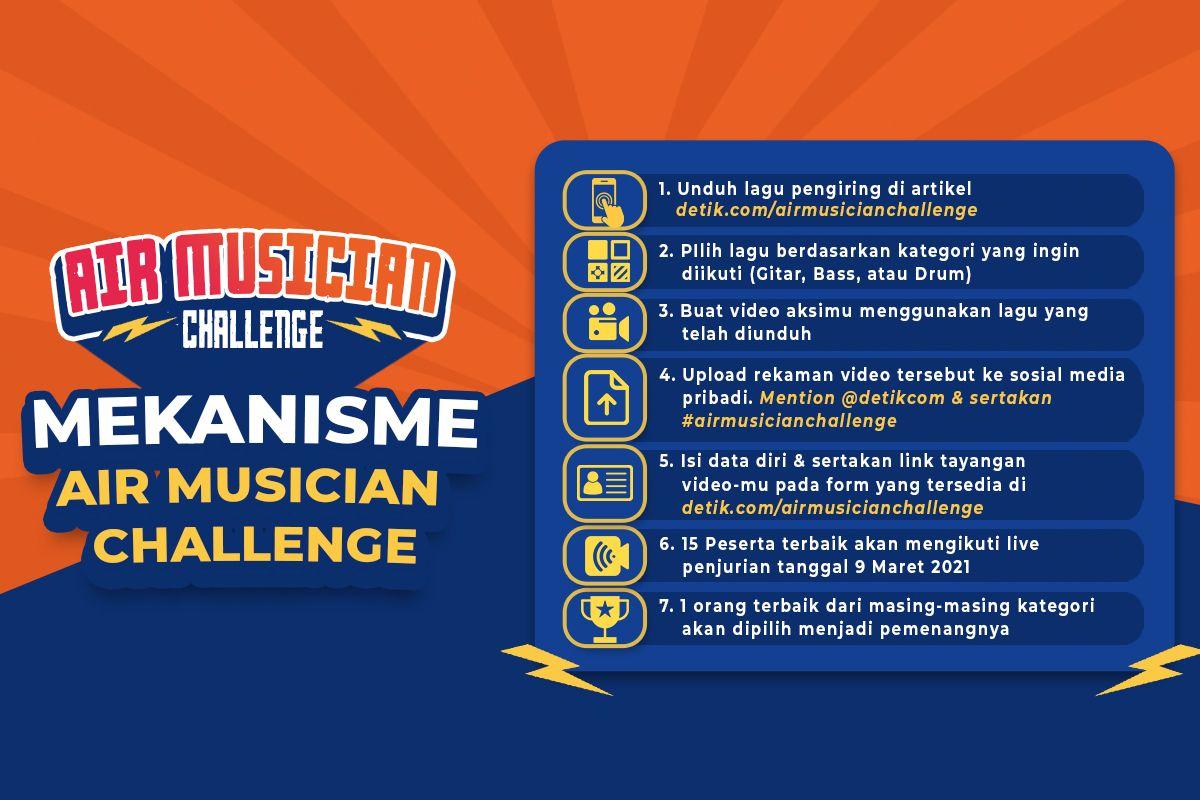 Air Musician Challenge