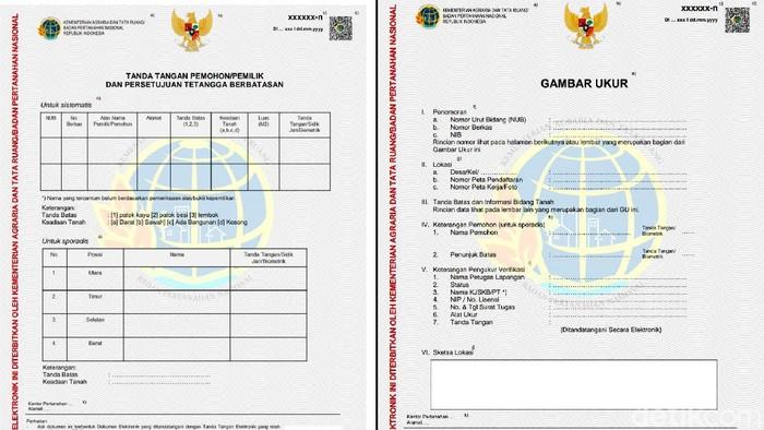 Menteri ATR sekaligus Kepala BPN Sofyan Djalil menerbitkan Permen ATR Nomor 1/2021 tentang Sertifikat Elektronik. Dengan adanya aturan ini, sertifikat tanah akan diganti elektronik.