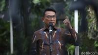 Namanya Disebut SBY soal Isu Kudeta PD, Moeldoko: Jangan Menekan Saya