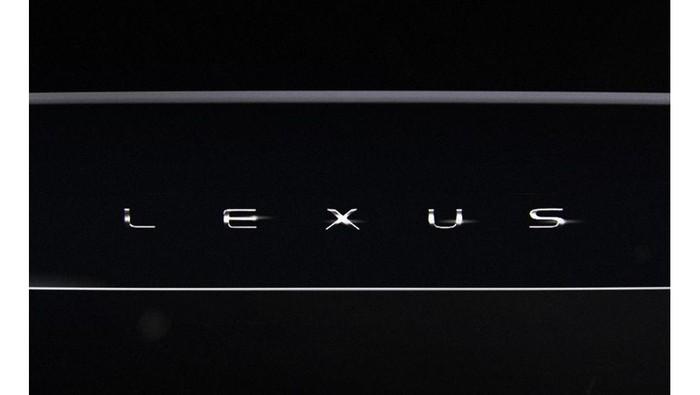 Bocoran mobil listrik baru Lexus